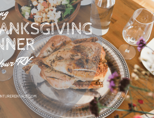 Can I Host Thanksgiving in an RV?