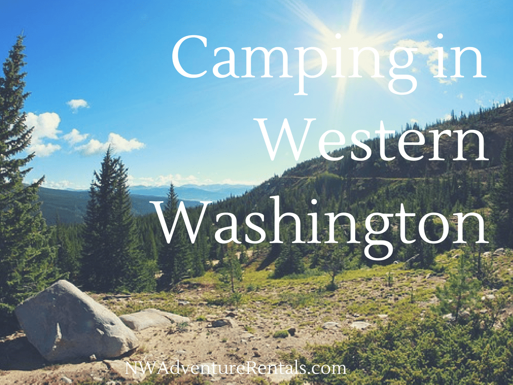 RV Rental Camping In Western Washington