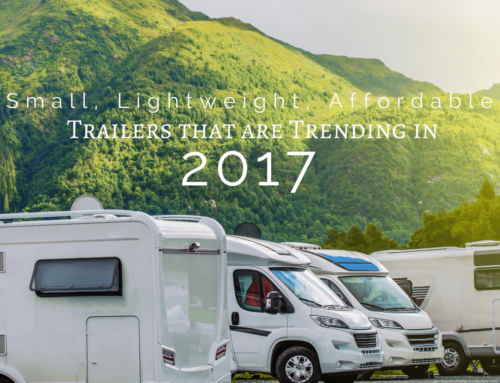 Small, Lightweight, Affordable Trailers Trending for 2020