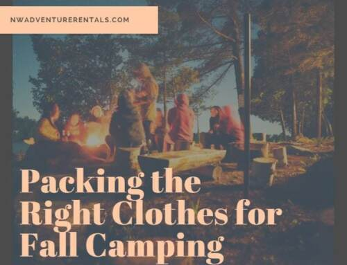 Packing the Right Clothes for Fall Camping