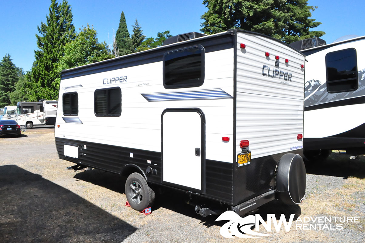 NW Adventure Rentals - 2019 Clipper 17'